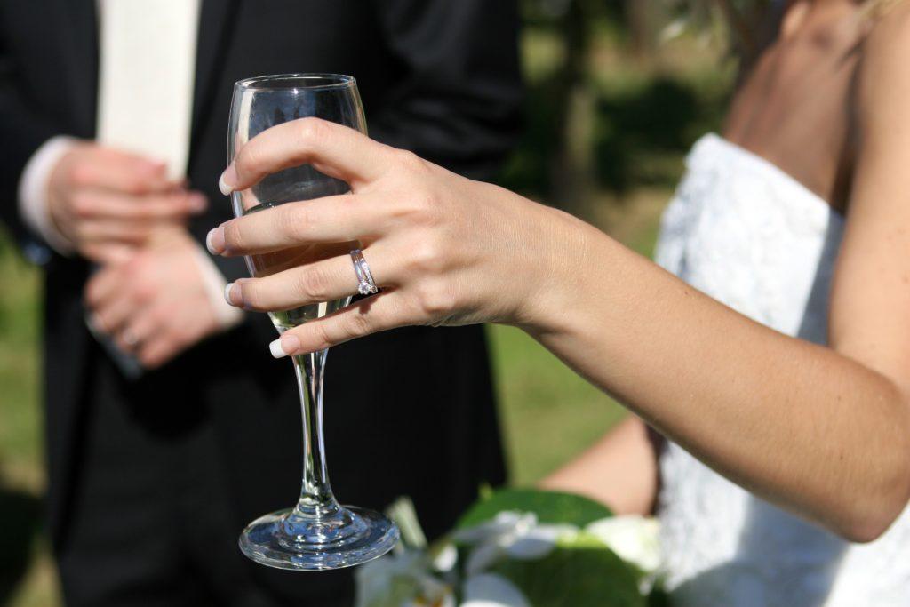 Svatba ve Vinárně Na roli